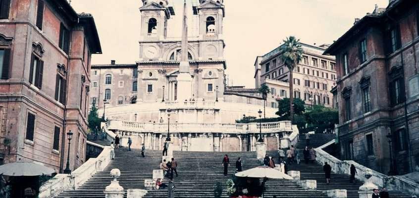 Roma a colori (1970) anni '70 – 12 foto
