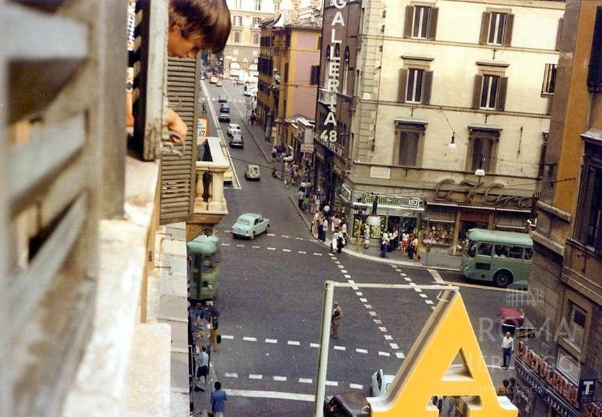 Via Agostino De Pretis e Via Nazionale