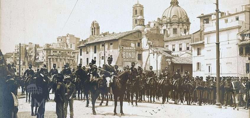 Largo Corrado Ricci (1905)