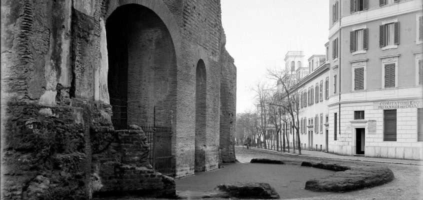 via Giovanni Giolitti intorno (1915 ca)