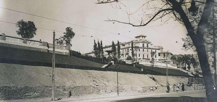 Via Labicana (1930 ca)