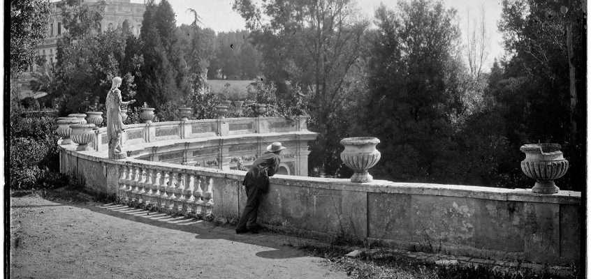 Villa Doria Pamphilj (1860 ca)