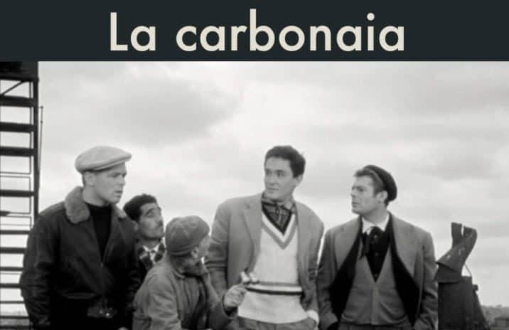 La carbonaia – I soliti ignoti (1958)