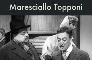 Maresciallo Topponi - I Tartassati (1959)