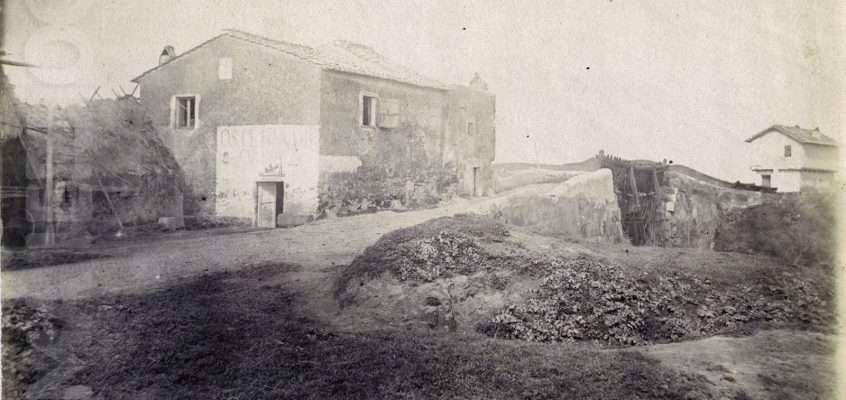 Ponte Mammolo (1865 ca)
