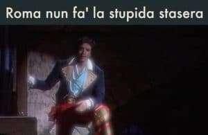 Roma nun fa' la stupida stasera - Rugantino 1978