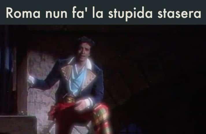 Roma nun fa' la stupida stasera – Rugantino 1978