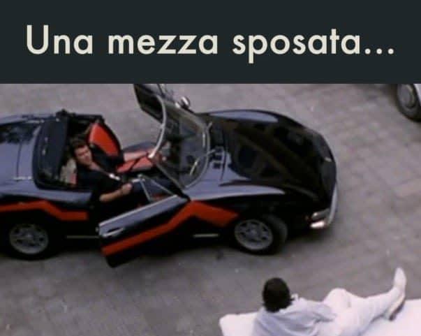Una mezza sposata – Un sacco bello (1980)