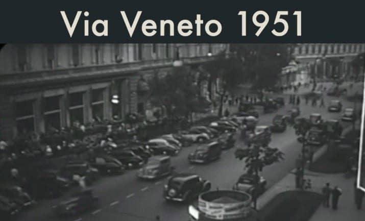 Via Veneto (1951)