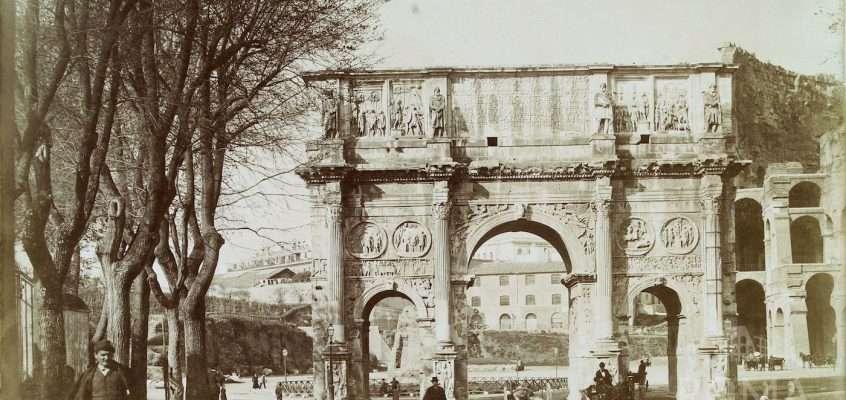 Arco di Costantino (1905 ca)