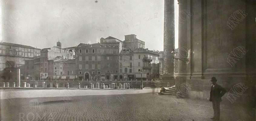 Foro di Traiano (1885)