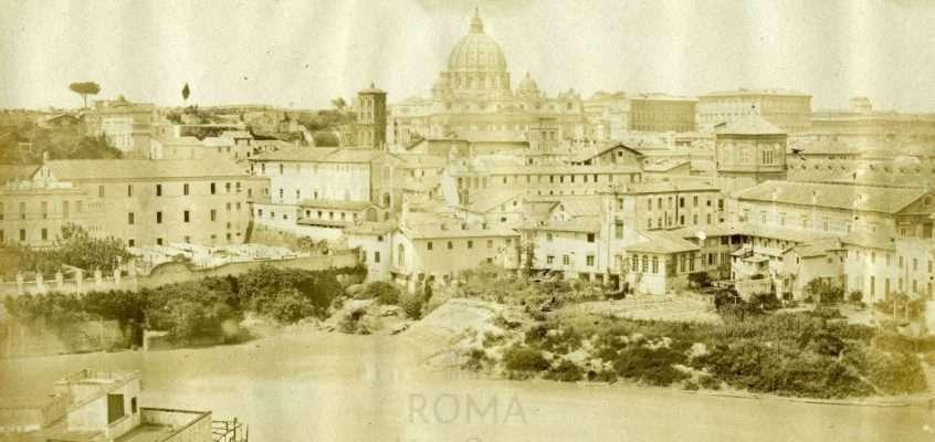 Ospedale Santo Spirito (1865 ca)