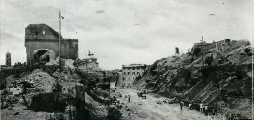 Via dei Fori Imperiali (1930)