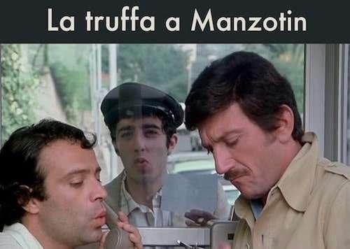 La truffa a Manzotin – Febbre da cavallo (1976)