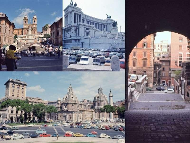 Roma e le automobili (1975)