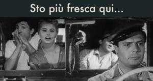 Sto più fresca qui... - Peccato che sia una canaglia (1954)