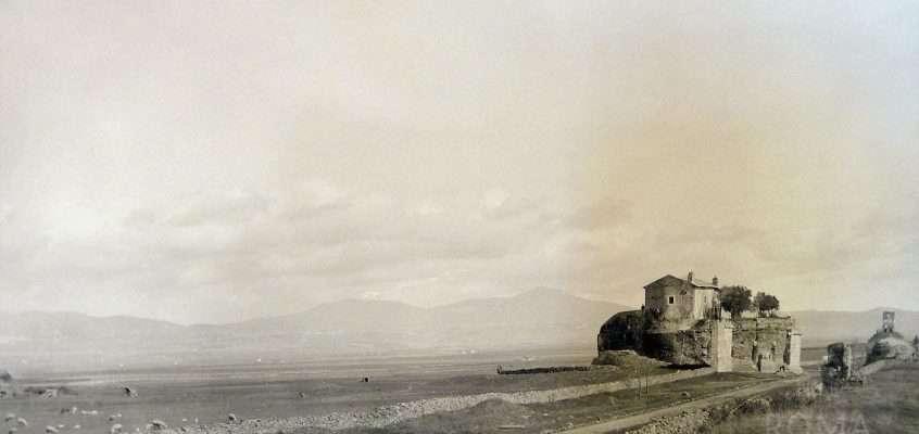 Via Appia Antica (1880 ca)