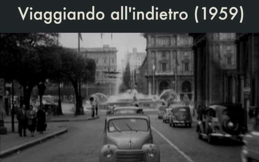 Viaggiando all'indietro (1959)