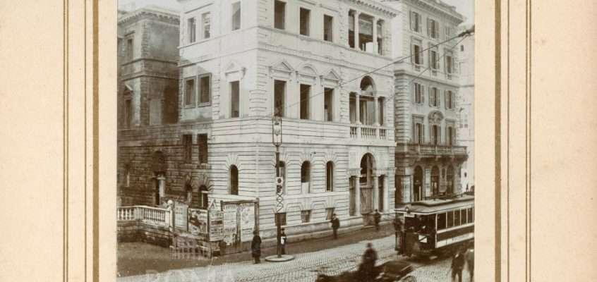 Corso Vittorio Emanuele II (1905 ca)