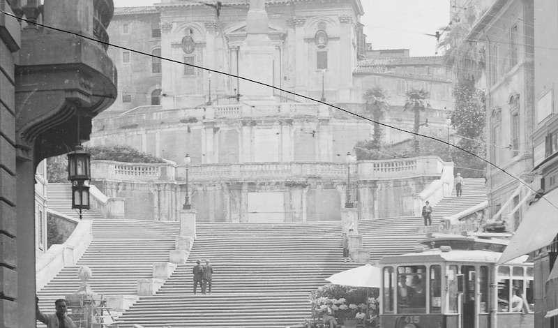 Via dei Condotti (1922 ca)