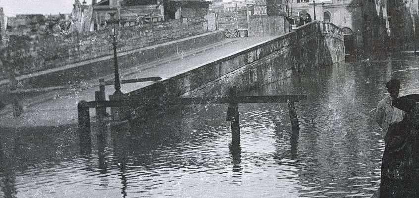 Porto di Ripetta (1900 ca)