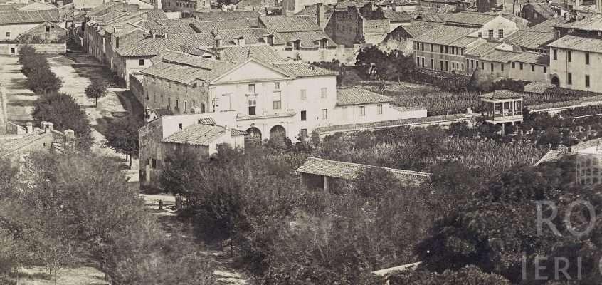 Porta Angelica (1860)