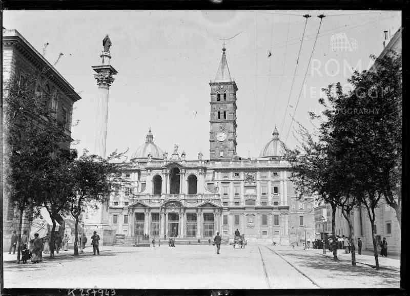 Via Carlo Alberto (1900 ca)