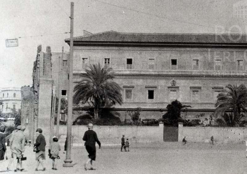 Piazza di San Giovanni in Laterano (1923)