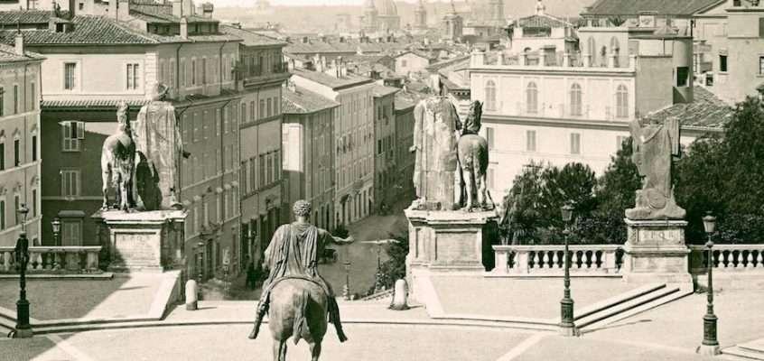 Campidoglio (1880 ca)