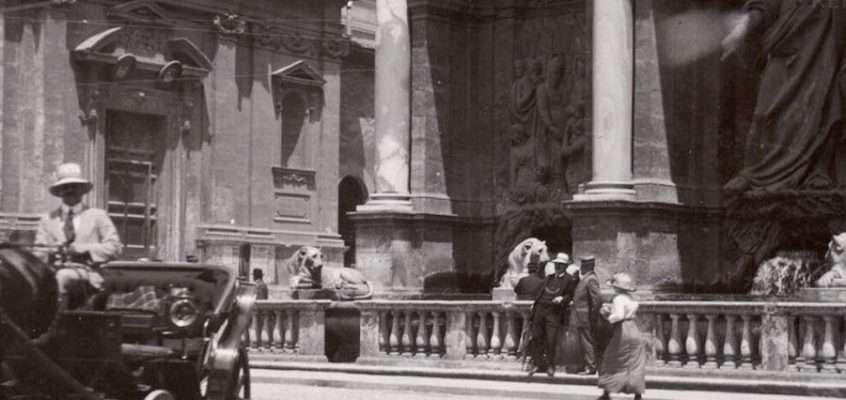 Piazza San Bernardo (1913)