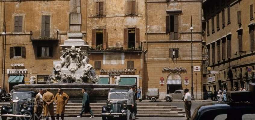 Piazza della Rotonda (1955)