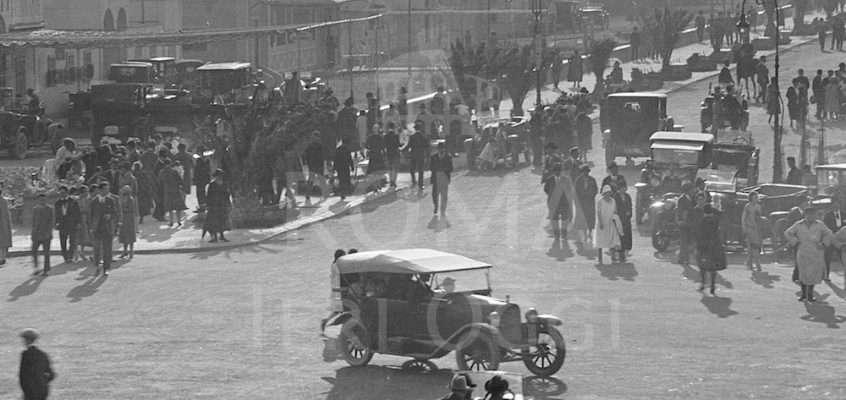 Piazza dei Ravennati (Anni '20/'30)