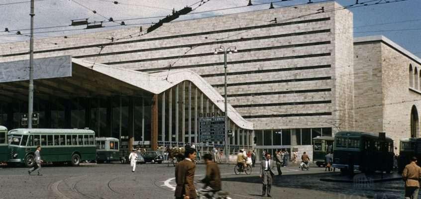 Stazione Termini (1955)