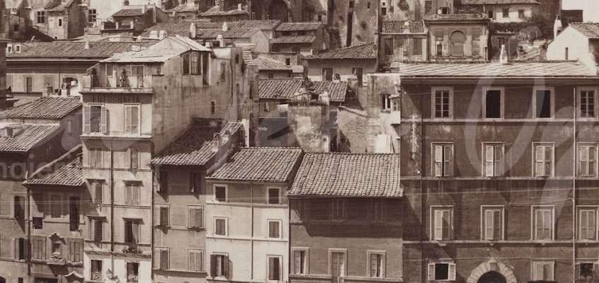 Colle Capitolino (1880)