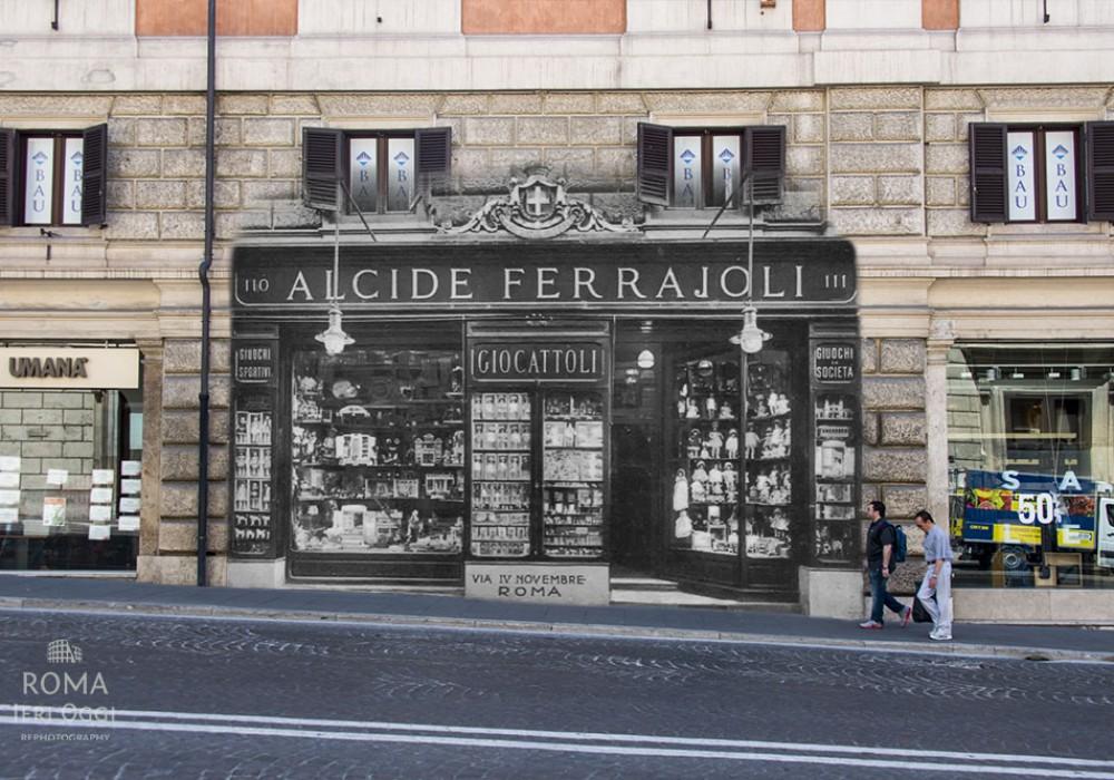Alcide Ferrajoli Giocattoli